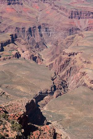 A deep look into Grand Canyon