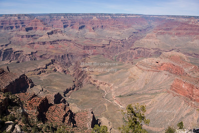 Grand Canyon at Mather Point
