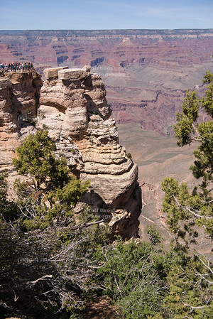 Mather Point of the Grand Canyon