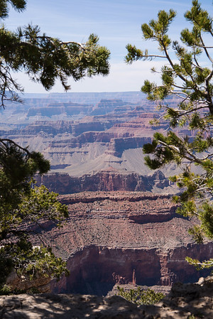 South Rim of the Grand Canyon
