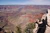 Grand Canyon in bright sunlight