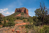 Courthouse Butte in Sedona