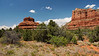 Bell Rock and Courthouse Butte in Sedona