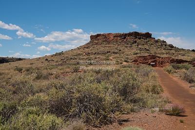 Citadel and Nalakihu Pueblos