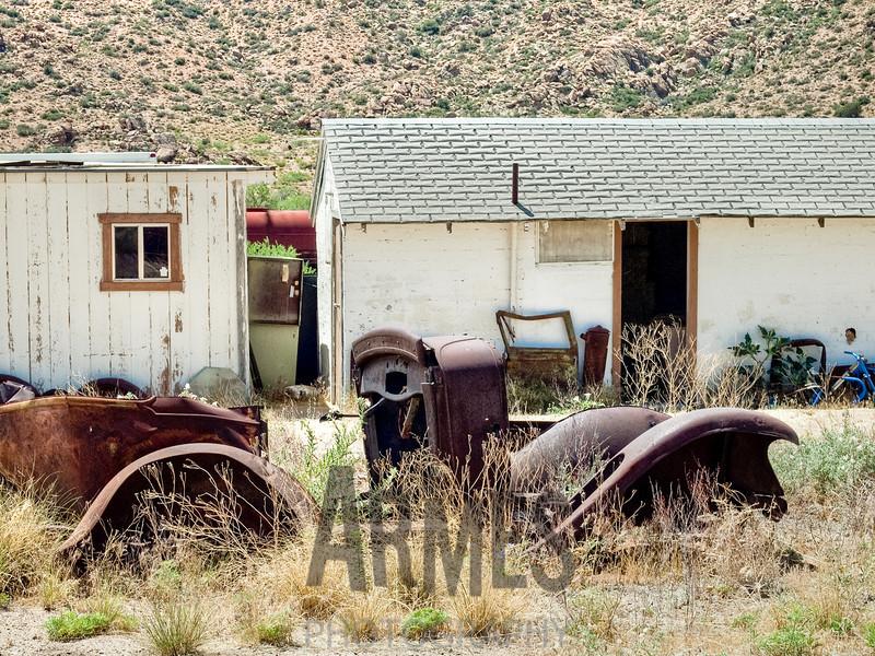 Route 66, Valentine, Arizona, USA