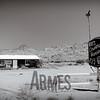 Bert's Country Dancing, Route 66, Valentine, Arizona, USA