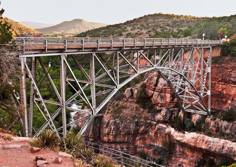 Midgley Bridge, Sedona, Arizona, USA