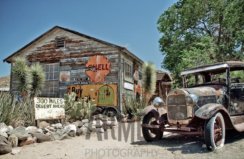 Hackberry, Route 66, Arizona, USA