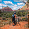 Telephone Trail, near Bell Rock, Sedona, Arizona