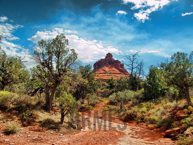 Bell Rock, Coconino National Forest, Sedona, Arizona