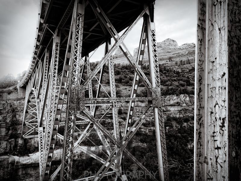 Midgley Bridge, Sedona, Arizona