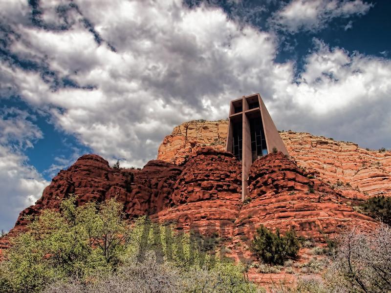 Chapel of the Holy Cross, Chapel Road, Sedona, Arizona