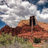 Chapel of the Holy Cross, Chapel Road, Sedona, Arizona