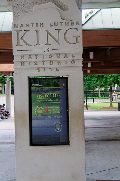 Martin Lutter King National Historic Site