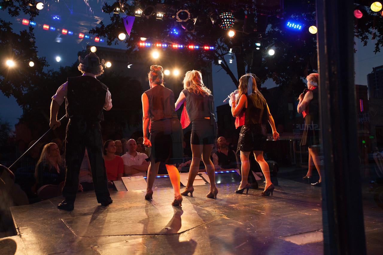 Backstage Austin, US