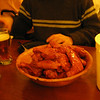 Wings at Duff's.