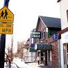Main street in Buffalo.