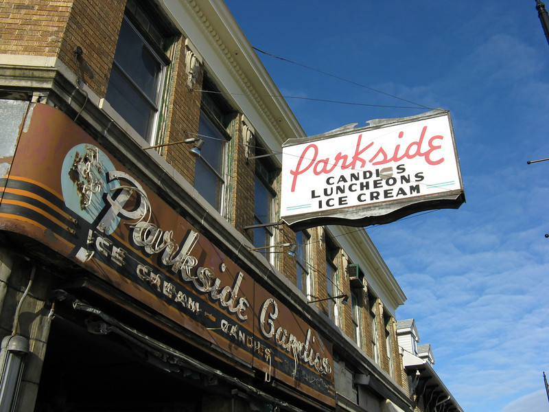 Parkside candy.