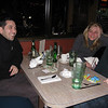 After a meal of Spanakopita and Souvlaki at Kosta's