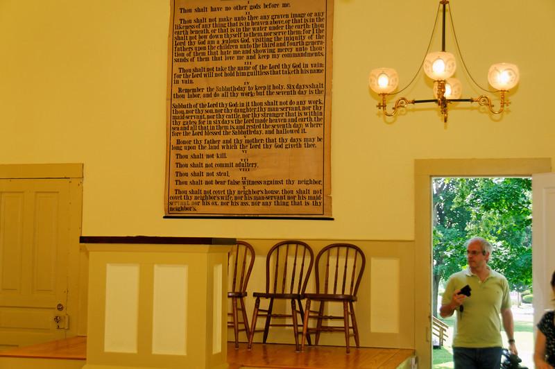 Battle Creek - Historic Adventist Village -  Julho 2010 -  9434