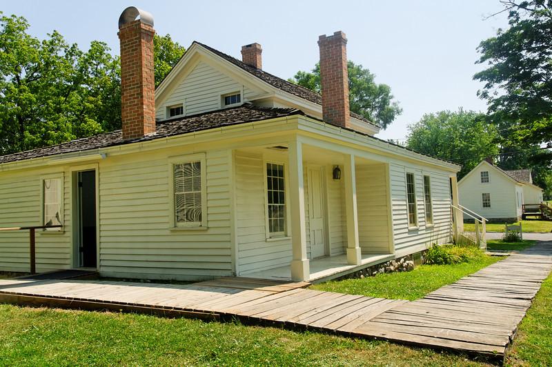 Battle Creek - Historic Adventist Village -  Julho 2010 -  9444