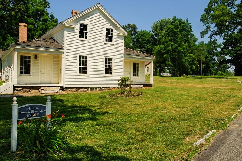 Battle Creek - Historic Adventist Village -  Julho 2010 -  9441