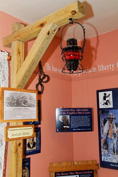 Battle Creek - Historic Adventist Village -  Julho 2010 -  9425