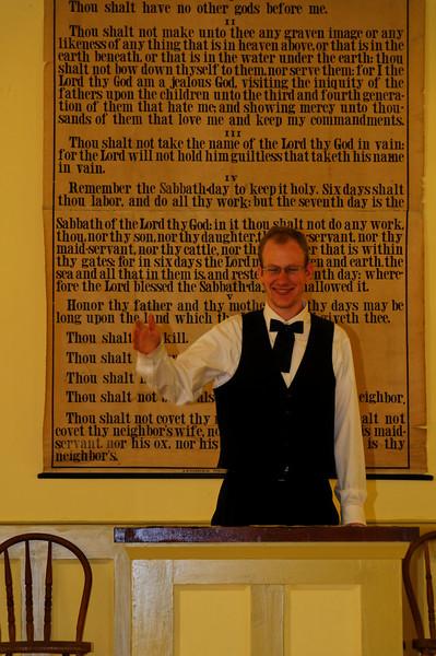 Battle Creek - Historic Adventist Village -  Julho 2010 -  9435
