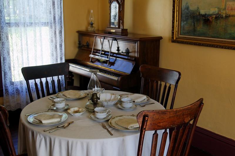 Battle Creek - Historic Adventist Village -  Julho 2010 -  9417