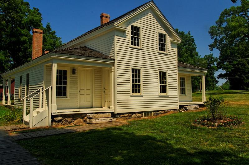 Battle Creek - Historic Adventist Village -  Julho 2010 -  9443