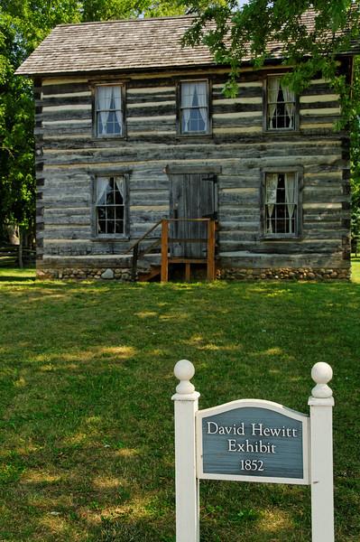 Battle Creek - Historic Adventist Village -  Julho 2010 -  9415