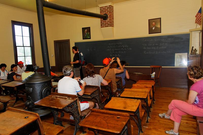 Battle Creek - Historic Adventist Village -  Julho 2010 -  9426