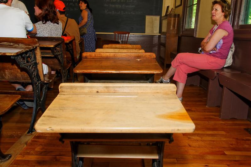 Battle Creek - Historic Adventist Village -  Julho 2010 -  9427