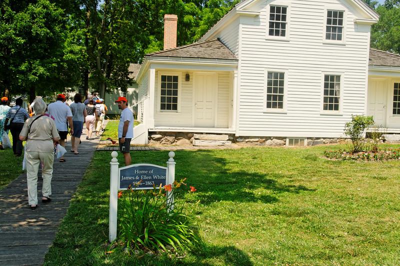 Battle Creek - Historic Adventist Village -  Julho 2010 -  9440
