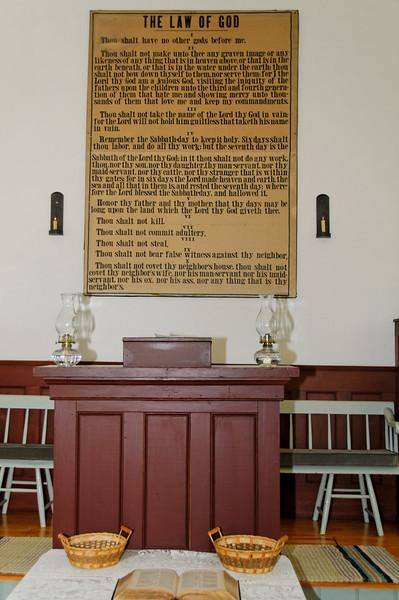 Battle Creek - Historic Adventist Village -  Julho 2010 -  9447