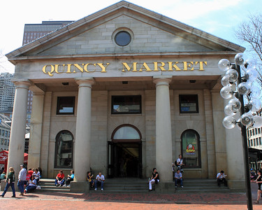 Quincy Market Taken By: Kimberly Marshall