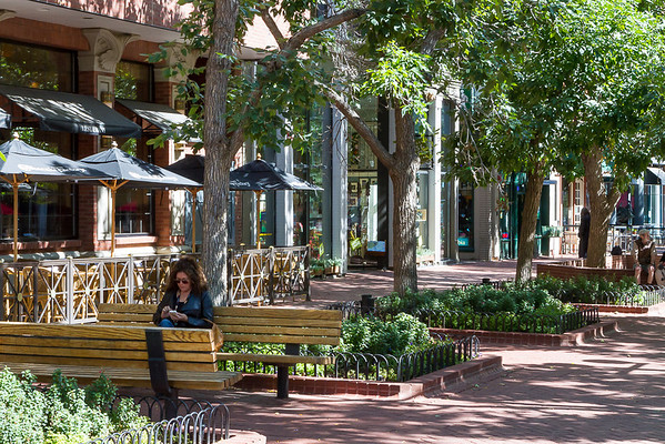Boulder: Pearl Street Mall