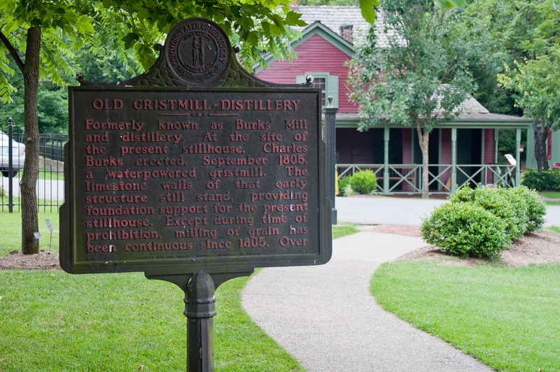 Bourbon History