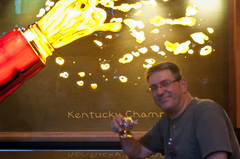 Kentucky Champ(agne)
