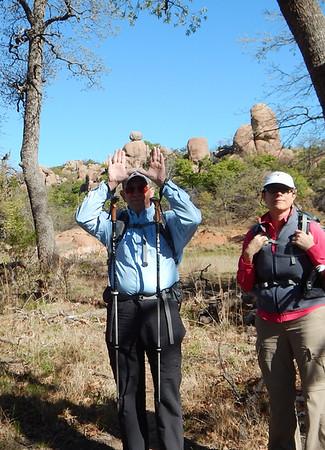 Burma Road Trail - Wichita Mountain Wildlife Refuge