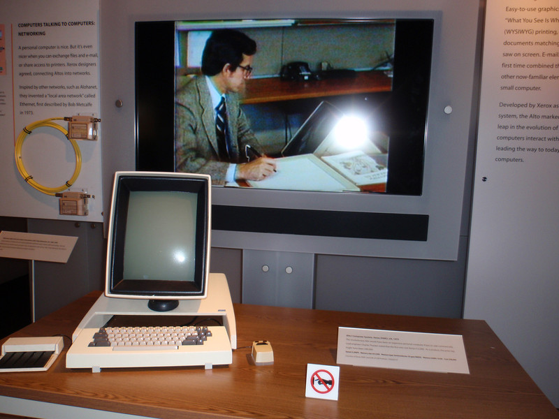 Computer Museum, Mountainview, CA-01192012-193900