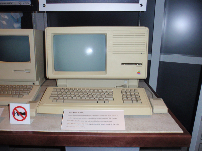 Computer Museum, Mountainview, CA-01192012-201007