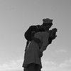 san diego - sailor kissing nurse -wwII commemorative statue - 09262008_MG_6366-desat
