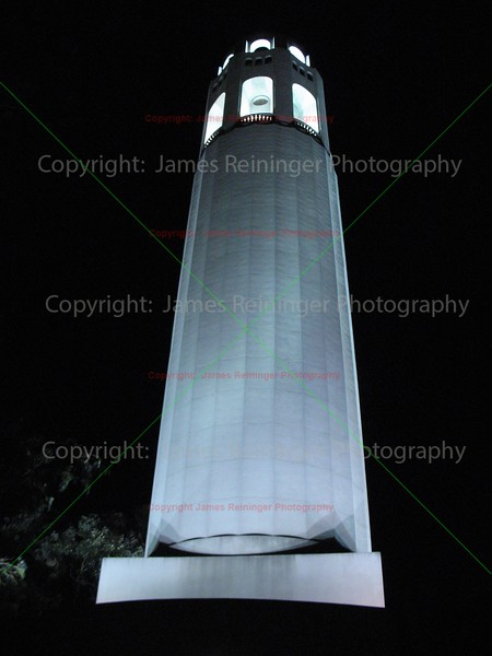 Coit Tower<br /> San Francisco, California