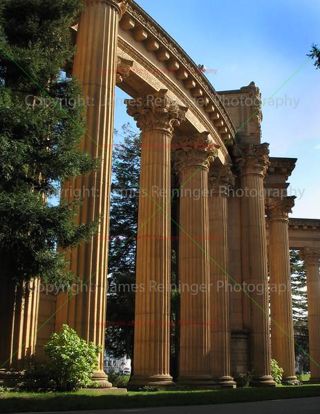 Palace of Fine Arts<br /> San Francisco, California
