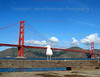 Golden Gate Bridge<br /> San Francisco, California