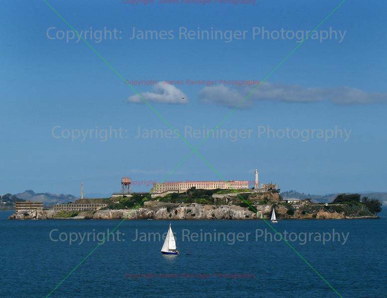 Alcatraz<br /> San Francisco, California