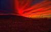 Post sunset glows, CA-190