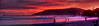 January 20, 2016 - 4 image panorama of Avila beach sunset<br /> <br /> such a beautiful sight, I just wish panos could be looked in much larger sizes in smugmug..:(