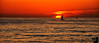 November 25, 2016 - Sunset at Torrance beach, CA<br /> <br /> nice, warm day in LA and around..spend the day at the beach making sand castles